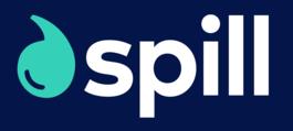 Spill logo