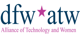 DFW Alliance of Technology and Women logo