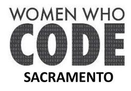 Women Who Code Sacramento logo