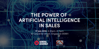 GA Presents: The Power of Artificial Intelligence in Sales
