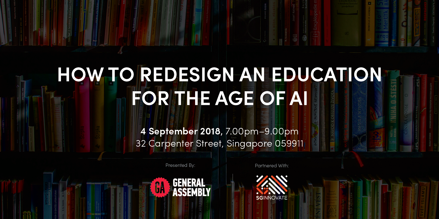 Educating for the Age of Automation/AI