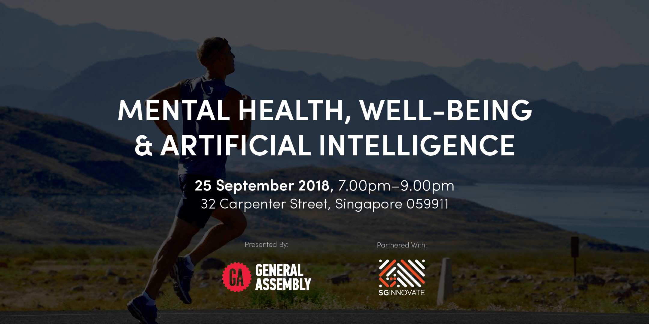 Innovators Series: Mental Health, Wellbeing & Artificial Intelligence