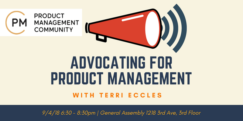 PMCNW: Advocating For Product Management