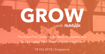 GROW 2018: Learn How To Scale and Grow Your Company