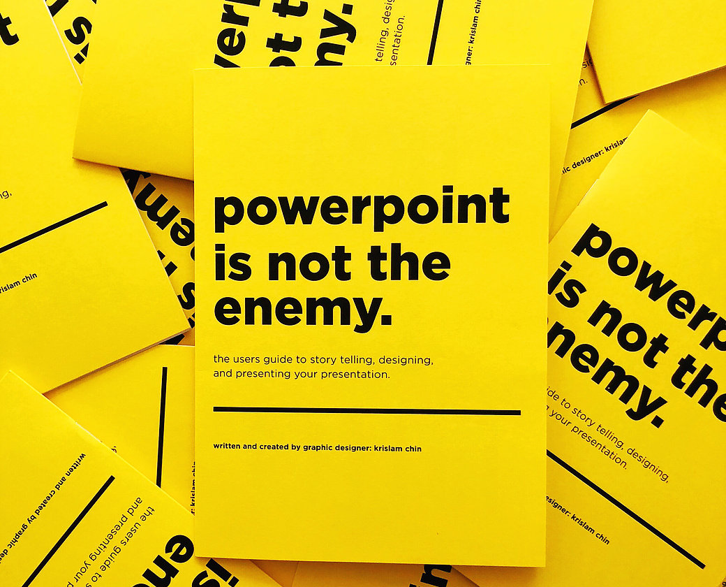 PowerPoint is not the enemy.