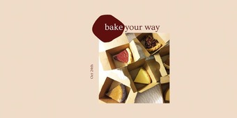 pineapple SF presents: Bake Your Way
