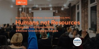 Humans not Resources: Designing and Implementing Effective Onboarding Strategies
