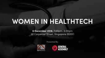 GA + SGInnovate: Women in HealthTech