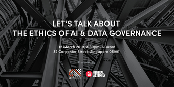 Let's Talk About the Ethics of AI & Data Governance