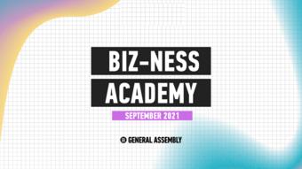 Biz-Ness Academy I Success with Shopify