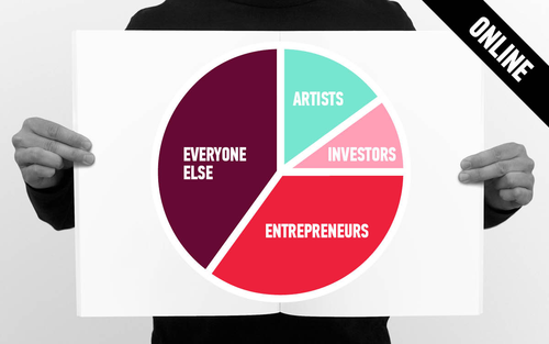 Crowdfunding for Artists, Inventors, Entrepreneurs, and Everyone Else (Online Class)