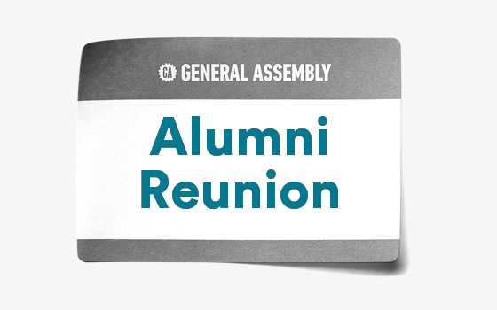 GA Alumni Exclusive: Reunion Happy Hour