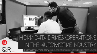 How Data Drives Operations in the Automotive Industry