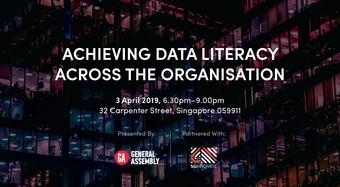 Achieving Data Literacy Across the Organization