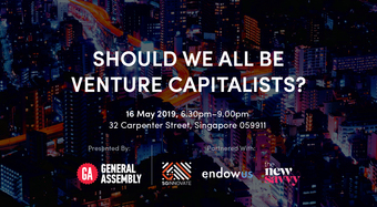 Should we all be Venture Capitalists?