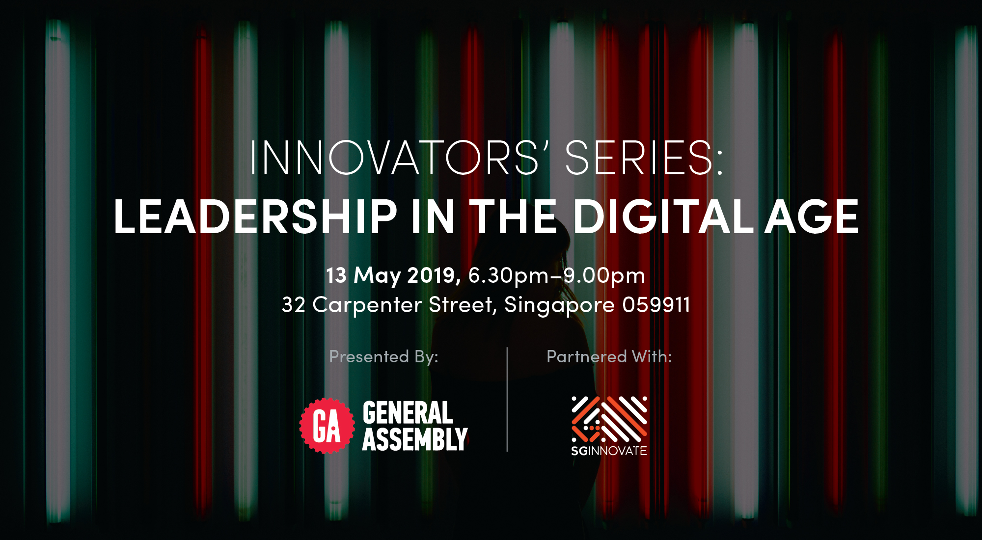 Innovators Series: Leadership in The Digital Age