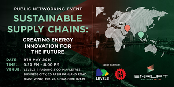 Sustainable Supply Chains: Creating Energy Innovation For The Future