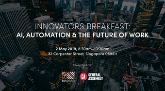 Innovators Breakfast: AI, Automation, and the Future of Work