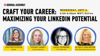 Craft Your Career: Maximizing Your LinkedIn Potential