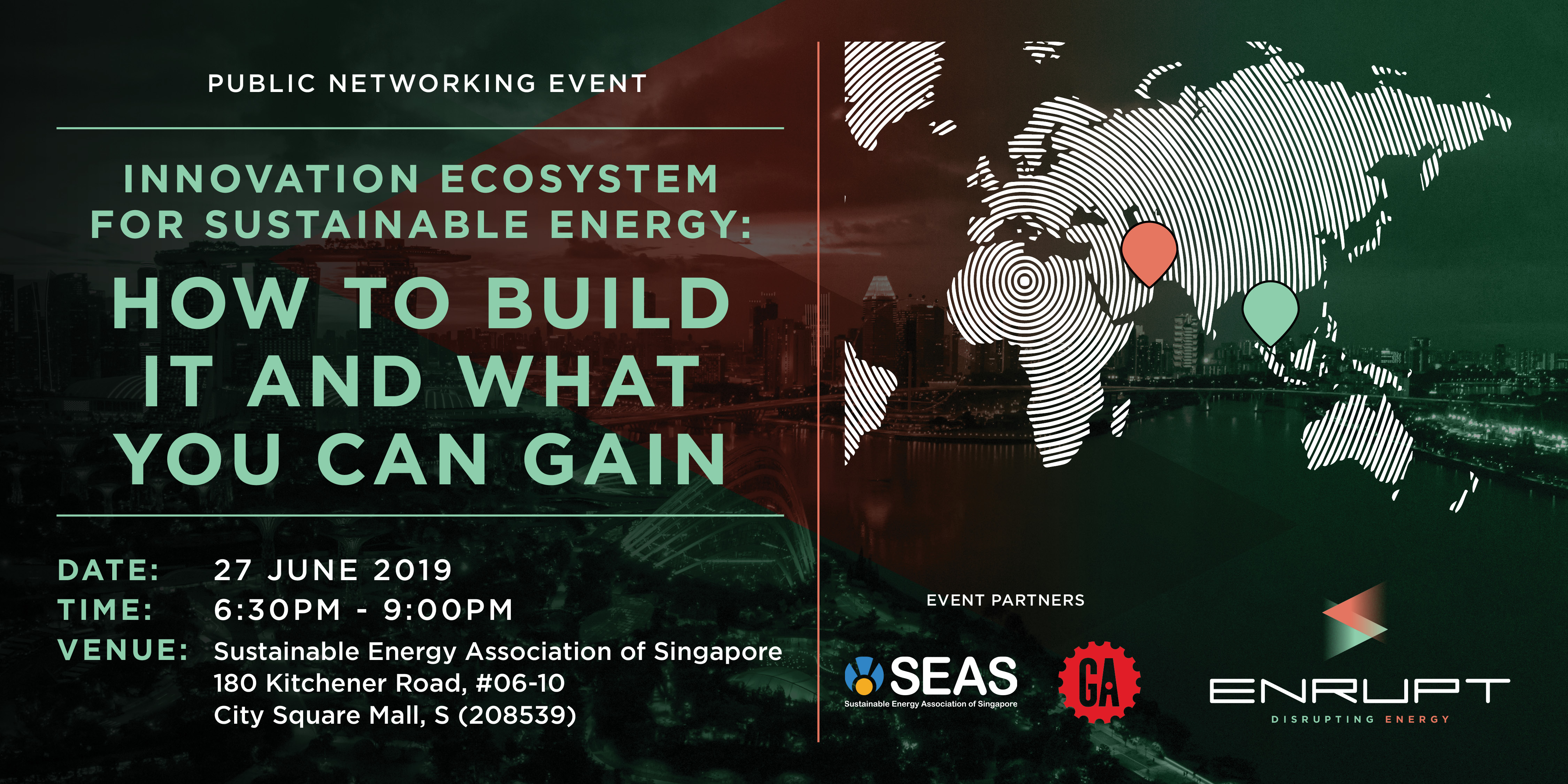Innovation Ecosystem for Sustainable Energy: How to build it & what you can gain