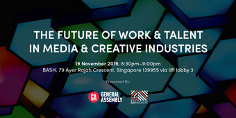 The Future of Work and Talent in Media and Creative Industries