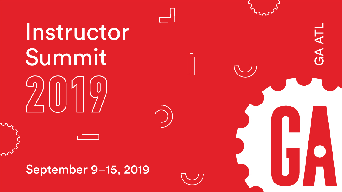 Instructor Summit 2019