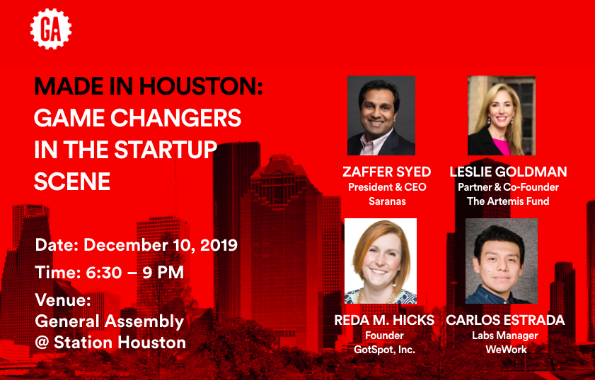 Made in Houston: Game Changers in the Startup Scene
