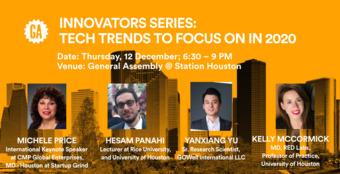 Innovators Series: Tech Trends to Focus on in 2020