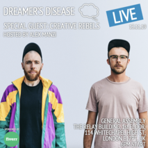 Dreamer's Disease: A Live Podcast