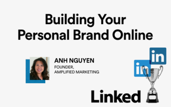 Building Your Personal Brand Online