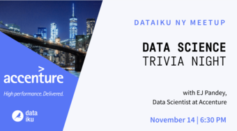 Data Science Trivia Night w/ Accenture