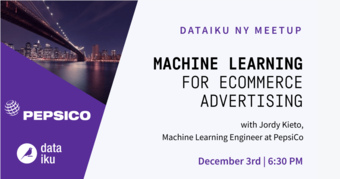 Machine Learning for E-commerce Advertising w/ Pepsi