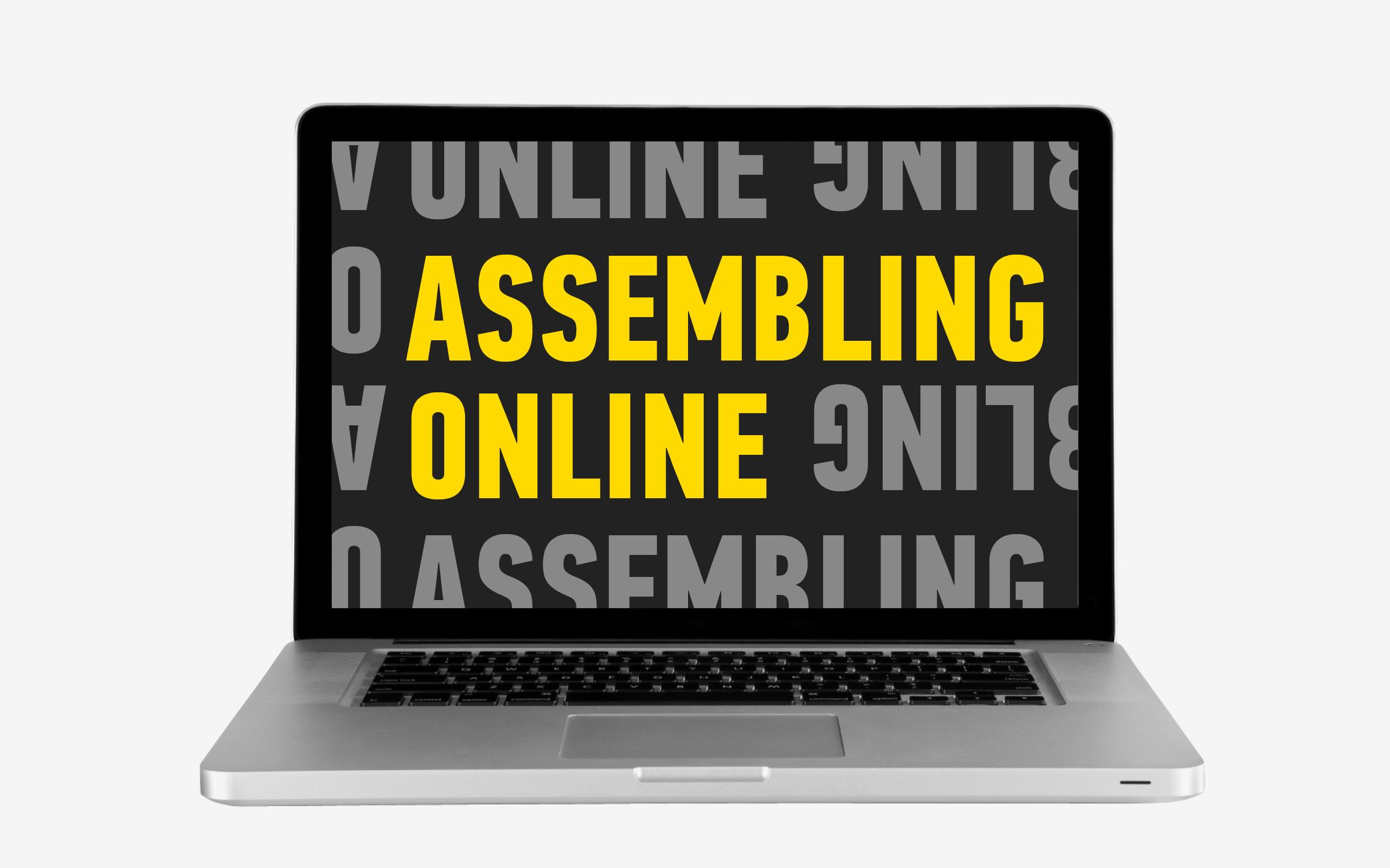 [Assembling Online] Inside the Minds of Brilliant Designers