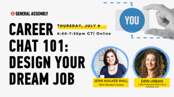Career Chat 101: Design Your Dream Job