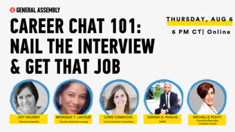 Career Chat 101: Nail the Interview and Get That Job