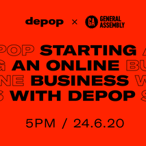 Building and Empire with Depop x General Assembly