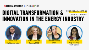 Digital Transformation & Innovation in the Energy Industry