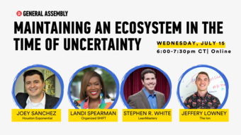 Maintaining an Ecosystem in the Time of uncertainty