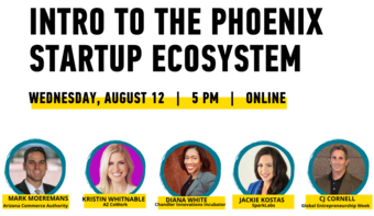 Intro to the Phoenix Startup Ecosystem