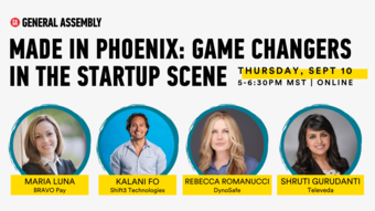 Made in Phoenix: Game Changers in the Startup Scene
