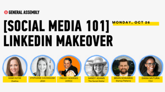 [Social media 101] LinkedIn Makeover