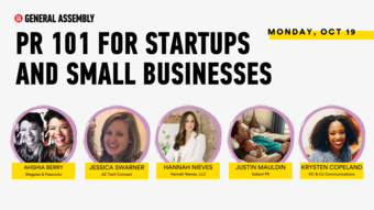 PR 101 for Startups and Small Businesses