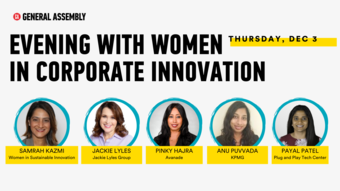 Evening with Women in Corporate Innovation