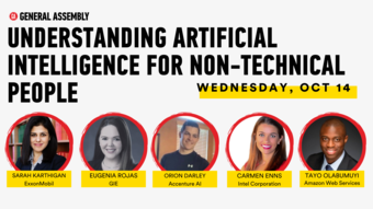 Understanding Artificial Intelligence for non-technical people