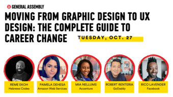 Moving From Graphic Design to UX Design: The Complete Guide to Career Change