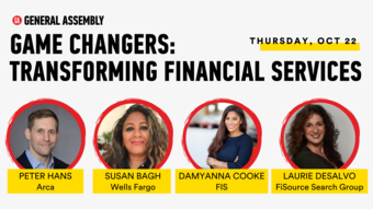 Game Changers: Transforming Financial Services