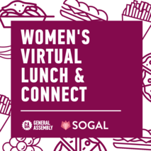 Women's Virtual Lunch & Connect
