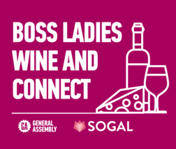 Boss Ladies  Wine and Connect