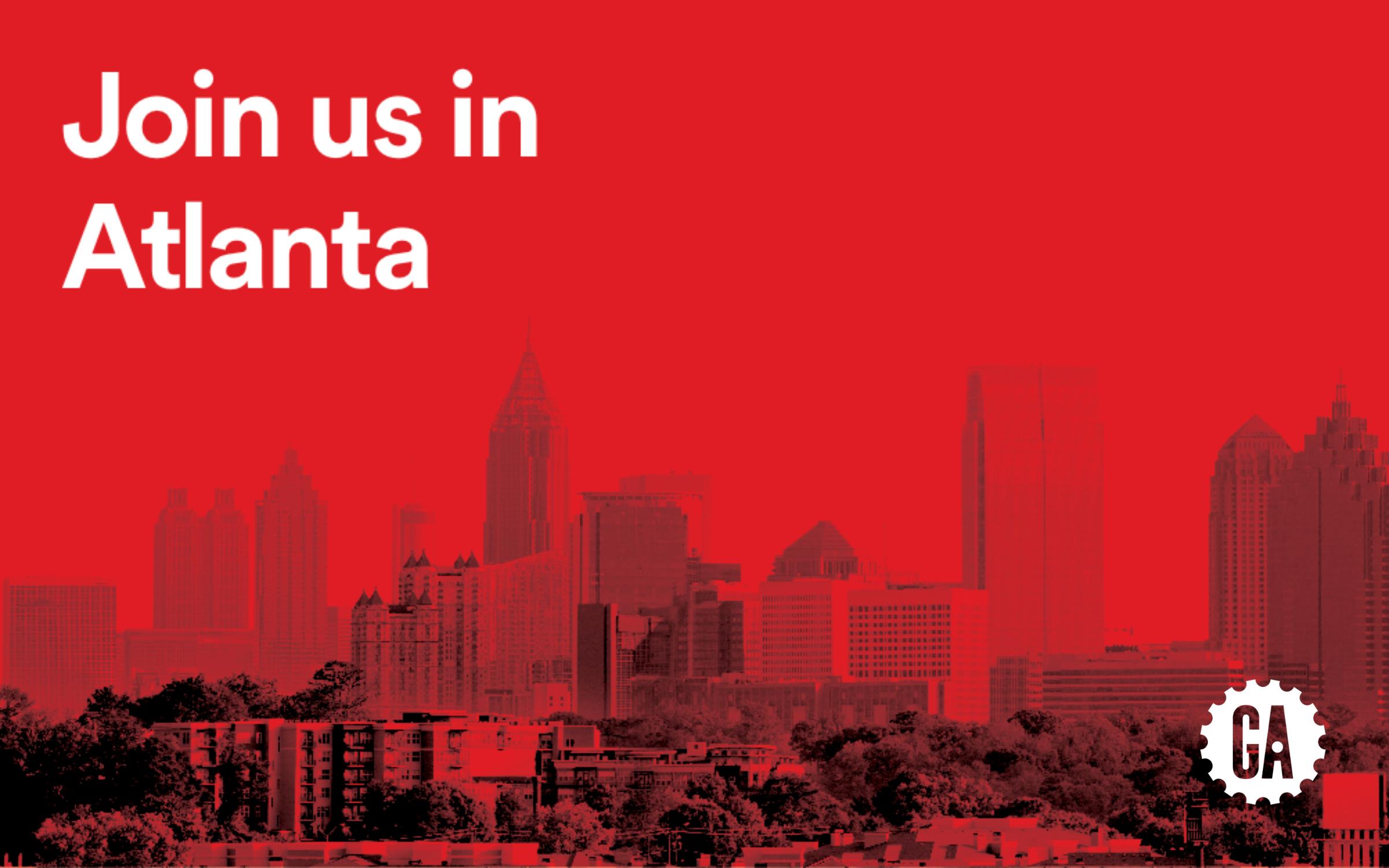 Find Work That Matters: Meet GA's Atlanta Team