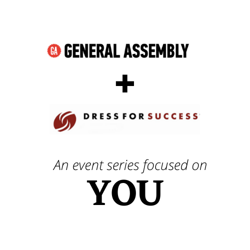 Dress for Success + GA Event Series
